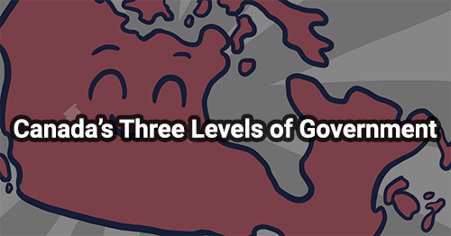 Canada's Three Levels of Government